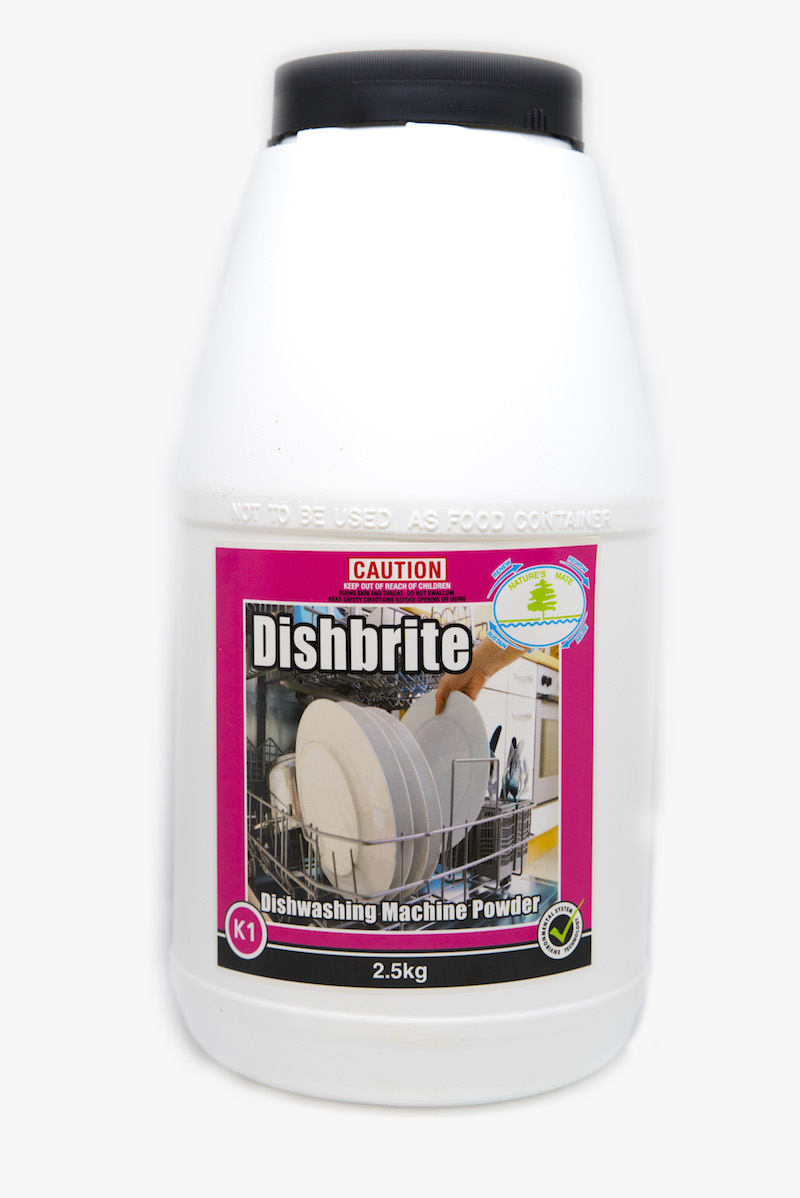dishbrite dishwashing powder the big bubble