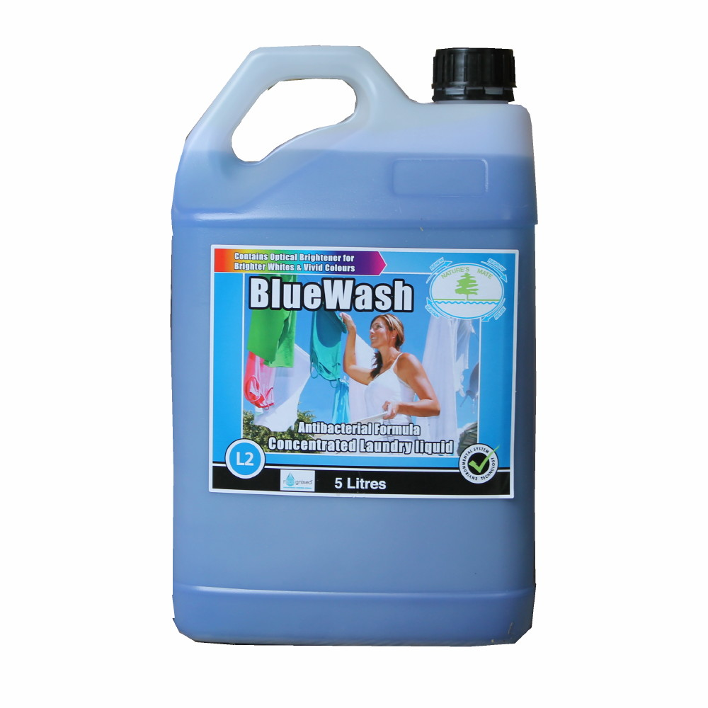 bluewash laundry liquid