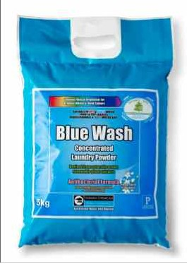 bluewash refill 10kg the big bubble